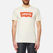 Levi's Orange Tab Men's Housemark Graphic T-Shirt - Chalky White