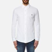 Polo Ralph Lauren Men's Featherweight Mesh Shirt - White
