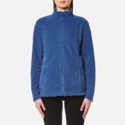 Jack Wolfskin Women's Midnight Moon Fleece - Ocean Wave