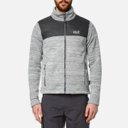 Jack Wolfskin Men's Aquila Jacket - Alloy