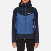 Jack Wolfskin Women's North Ridge Jacket - Ocean Wave