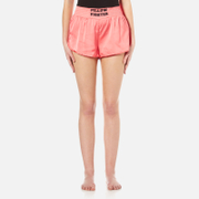 MINKPINK Women's Pillow Fighter Shorts - Pink