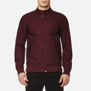 Pretty Green Men's Dalton Harrington Jacket - Burgundy
