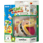 Poochy & Yoshi's Woolly World + Yarn Poochy amiibo