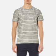 Oliver Spencer Men's Conduit T-Shirt - Obi Ecru/Navy