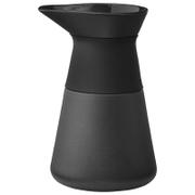 Stelton Theo Milk Jug - Black