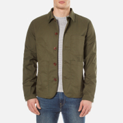 Selected Homme Men's Worker Jacket - Grape Leaf