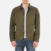 Selected Homme Men's Worker Jacket - Grape Leaf