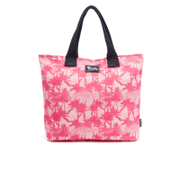 Superdry Women's Summer Time Tote Bag - Mermaid Palm Pink