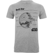 Star Wars Men's Vader Lines T-Shirt - Black