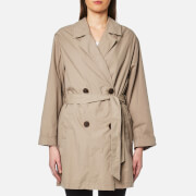 Selected Femme Women's Laureen Trench Jacket - Roasted Cashew