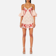 For Love & Lemons Women's Matador Tank Dress - Melon