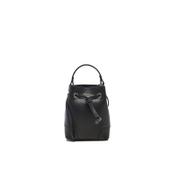 Furla Women's Stacy Mini Drawstring Bag - Onyx