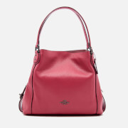 Coach Women's Edie Shoulder Bag - Rouge