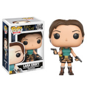 Tomb Raider Lara Croft Figurine Funko Pop!