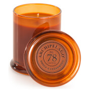 Archipelago Botanicals Wood Collection Amber Cedar Wood Jar Candle 244g