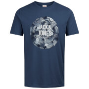 Jack & Jones Men's Originals Newport T-Shirt - Blue
