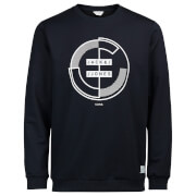 Jack & Jones Men's Core Main Sweatshirt - Sky Captain