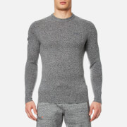 Superdry Men's Harlo Crew Jumper - Grey Twist