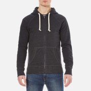 Superdry Men's Surplus Goods Zip Hoody - Grid Grey Grit