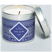 Large Natural Wax Tin Candle - Spice