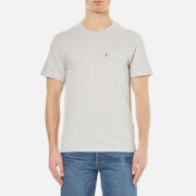 Levi's Men's Sunset Pocket T-Shirt - Lunar Rock Tri Blend