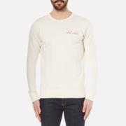 Maison Labiche Men's Rebel Rebel Sweatshirt - Off White