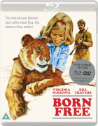 Born Free - Dual Format (Includes 2D Version)