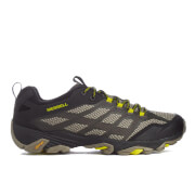 Merrell Men's Moab FST Trainers - Olive/Black