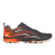 Merrell Men's All Out Crush Tough Mudder Trainers - Orange