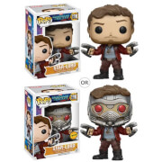 Marvel I Guardiani della Galassia 2 - Star-Lord Figura Pop! Vinyl
