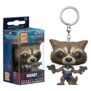 Guardians of the Galaxy Vol. 2 Rocket Raccoon Pocket Pop! Sleutelhanger
