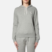 Converse Women's Core Popover Hoody - Vintage Grey Heather