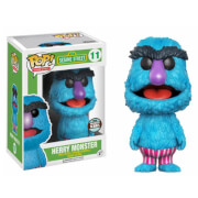 Figurine Pop! Sesame Street L'Horrible (Herry Monster)