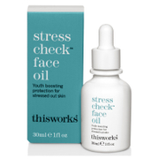 this works Stress Check Face Oil 30ml