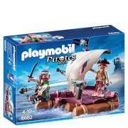 Playmobil Piratenfloß (6682)