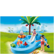 Playmobil Baby Pool with Slide (6673)