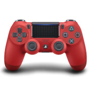 Sony PlayStation 4 DualShock 4 V2 Magma Red