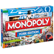 Monopoly Board Game - York Edition