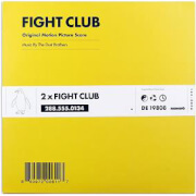 BO Vinyle Fight Club par les Dust Brothers - Bande Originale (2LP)