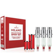 Travalo Milano HD Elegance Set - Red (5ml)