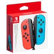 Paire de Manettes Joy-Con - Nintendo Switch (L+R) Rouge / Bleu