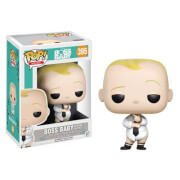 Boss Baby Diaper and Tie Version Pop! Vinyl Figur