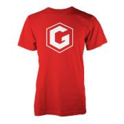 Camiseta Grian - Hombre - Rojo