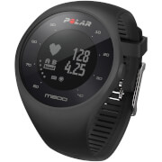 Polar M200 GPS Running Watch - Black