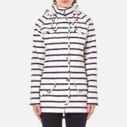Barbour Women's Stripe Trevose Jacket - Navy/White