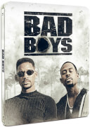 Bad Boys 4K Remastered - Zavvi UK Exclusive Limited Edition Steelbook