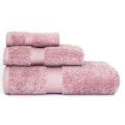 Restmor 100% Egyptian Cotton 3 Piece Luxury Towel Bale (600GSM) - Mauve