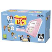 Nintendo 2DS Pink/White + Tomodachi Life