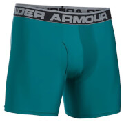 "Under Armour Men's Original 6"""" Boxerjock - Turquoise Sky"